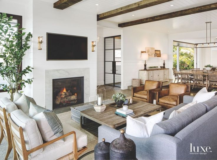 California Interior Design Style