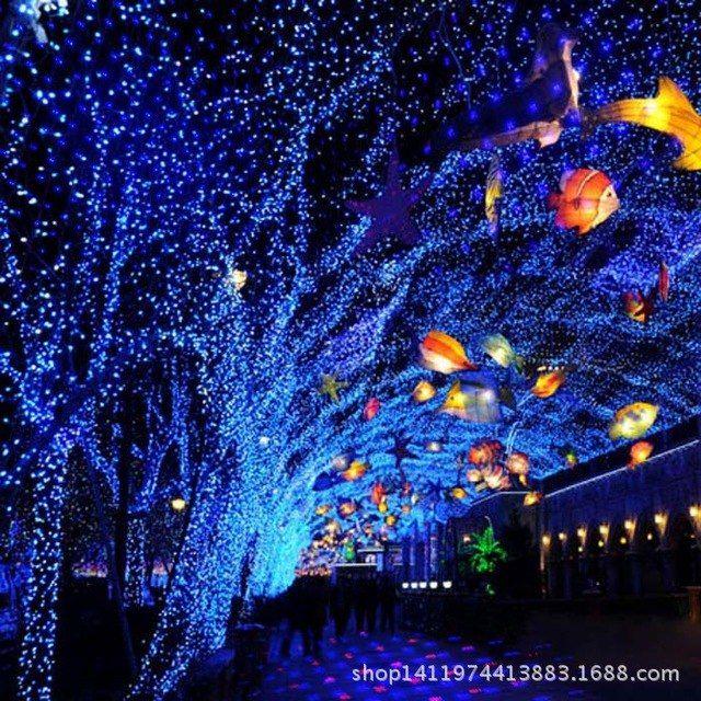 Outdoor Christmas Laser Lights
