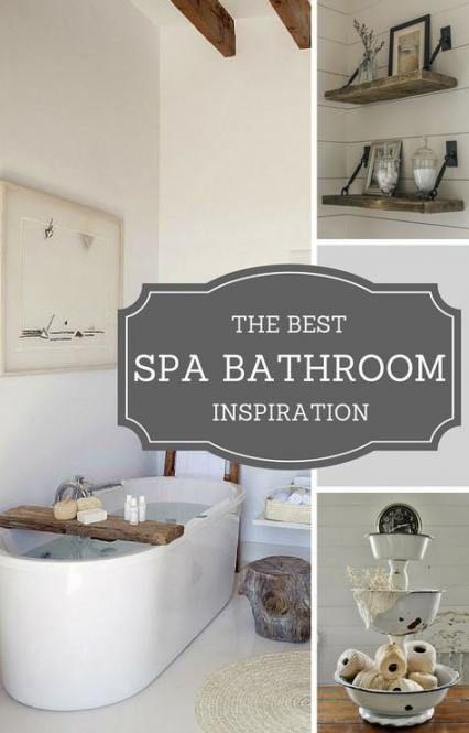 Spa Bathroom Decor