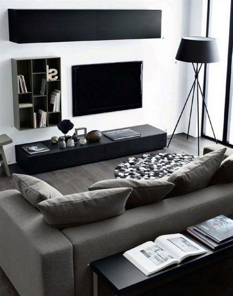 Mens Living Room Ideas