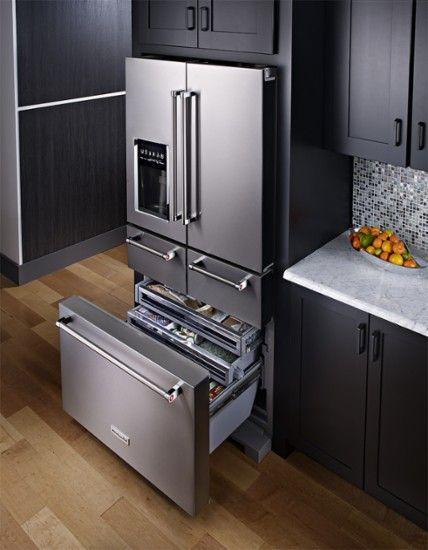 Kitchenaid 5 Door Refrigerator