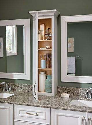 Bathroom Tower Cabinet