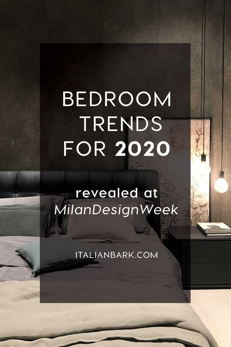 2020 Bedroom Trends
